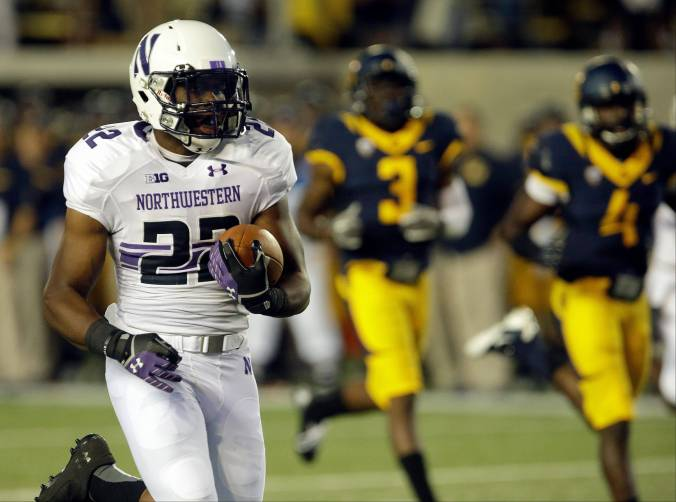 Can Treyvon Green lead the 'Cats to another win over Cal?