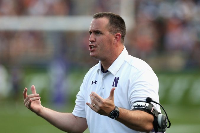What happened to NU Football?