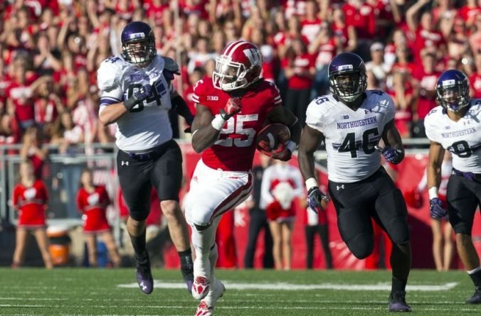 Can NU's stout run defense hold Melvin Gordon in check?