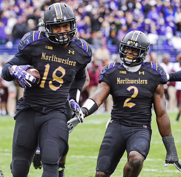 Northwestern returns a host of exciting players with a chance to improve on an improbable 10 win campaign in 2015